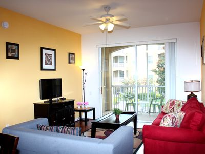 Photo for 3 Bed Luxury Condo In Windsor Hills Resort Near Disney! Use 'Book It Now' Button
