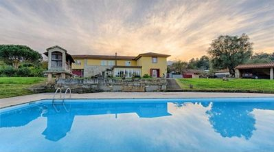 Photo for Deluxe villa with swimming pool in Valença by iZiBookings