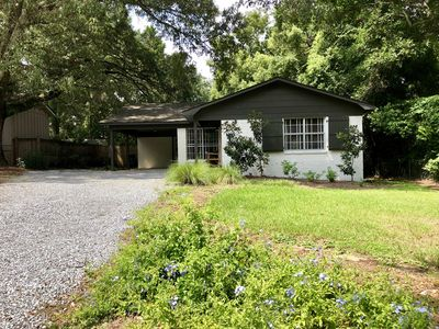 Photo for 3 BR Charming Cottage in Fairhope, steps from downtown and the Mobile Bay
