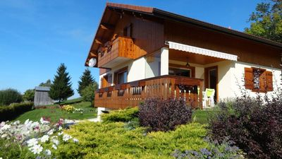 Photo for 3BR Chalet Vacation Rental in Bogève