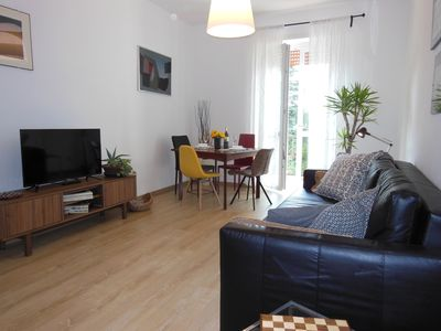 Photo for Bright renovated apartment area Fair - Wi-fi