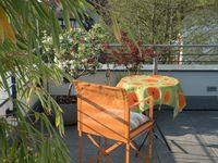 The apartment was very well equipped and comfortable. The terrace was lovely to relax.