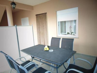 Photo for Holiday apartment Privlaka for 4 - 6 persons with 2 bedrooms - Holiday apartment