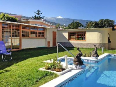 Photo for holiday home Magnolia, La Orotava  in Teneriffa - 5 persons, 2 bedrooms