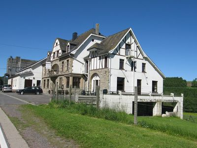Photo for Spacious former hotel with private party room and bowling