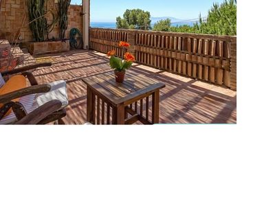 Photo for Chalet with sea views