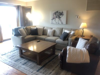 Photo for Perfectly Located, 5 minute walk to Teton Village Center, Garage Parking