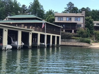 Photo for Beautiful Lakefront Home On Lake Burton