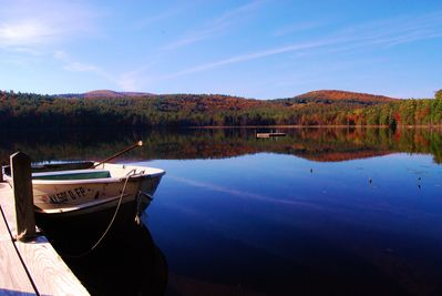 Fall 2011. Off season is a great time to visit Thurman pond.
