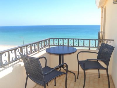 Photo for T3 SESIMBRA. FIRST LINE OF THE SEA. AIR CONDITIONING. GARAGE