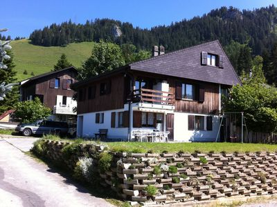 Photo for Superb house located in a nice walking area and the ski lift is 100 meters.