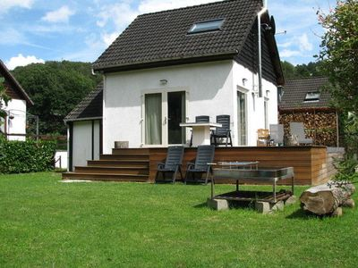 Photo for Cosy house with modern interior, with garden, terrace and beautiful view of the Amblève