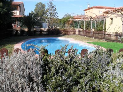 Photo for Holiday house Peralada for 8 persons with 4 bedrooms - Holiday house