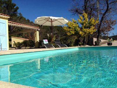 Photo for 8 persons Detached villa with private pool and large garden