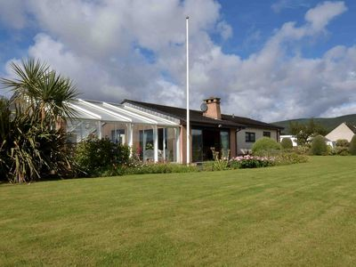 Photo for House in Lamlash with Heated Pool And Exceptional View