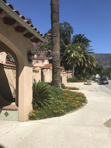 "Photo for Oasis in downtown Ojai ""Casa del Oro"". Spanish Mediterranean Townhome"