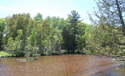 Photo for New vacation rental!  The Bear Den - Great Ausable getaway!