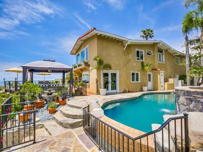 Photo for Endless Views! Home w/ Pool, Hot Tub, Fire Pit & Large Yard & more!