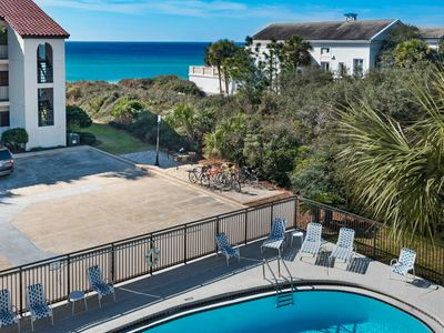 Photo for Gulf Side Condo in Seagrove Beach w/ Great Views of Gulf ~ Close to Seaside