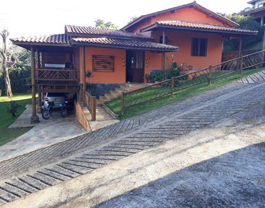 Photo for House with sea view in Ilhabela