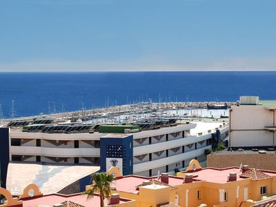 Photo for Duquesa Del Mar -lovely 2 bed penthouse with sunny balcony & wifi