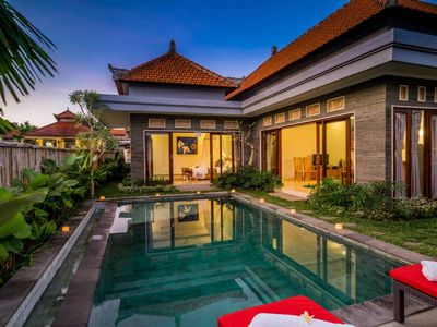 Photo for 1BR Luxury Private Villa with Rice Paddies view