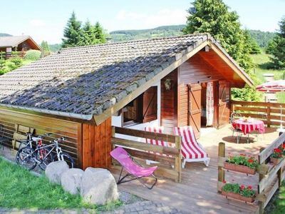 Photo for Holiday resort Les Chalets des Ayés, Le Thillot  in Vogesen - 8 persons, 3 bedrooms