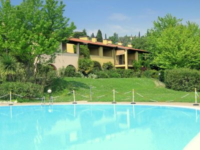Photo for House with lake view and swimming pool near Golf Club and Lake Garda,with wifi