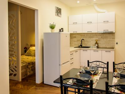 Photo for New apartment located in the heart of Krakow's Kazimierz district!