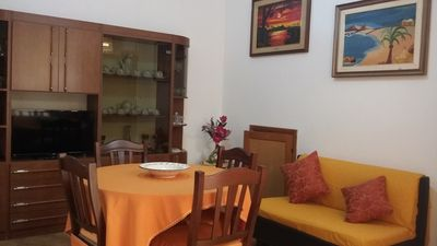 Photo for HOLIDAY AT THE SEA IN C / MARE DEL GOLFO (TP) - COMFORTABLE APARTMENT FOR YOUR RELAX