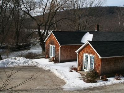 Photo for Newly Renovated House Overlooking Hollenbeck River