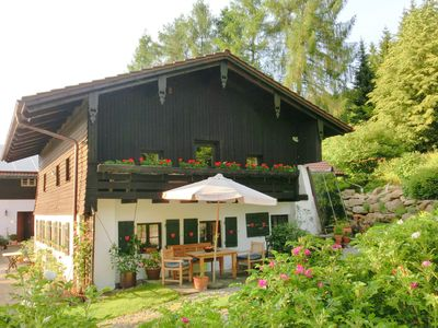 Photo for Cosy holiday home with garden and terrace amidst the Bavarian Forest