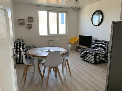 Photo for Apartment Fort-Mahon-Plage, 1 bedroom, 4 persons