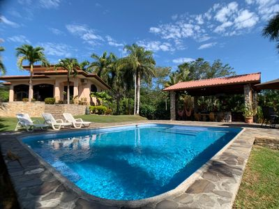 Photo for Casa Fiesta-LARGE Tropical Casa-Huge Private Pool!
