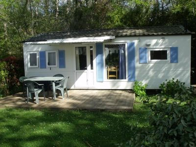 Photo for Mobil home private equipped 4 people