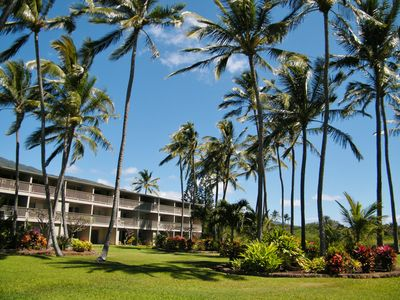 Photo for Oceanfront, Island Views, Sparkling Pool, Loaner Car, Relax...This is Molokai!