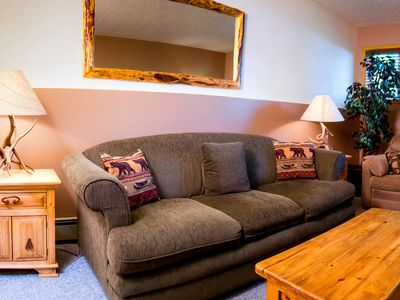 Photo for Fernie Two Bedroom Condo Free Cleaning! Free WiFi! Best Rate Guaranteed!