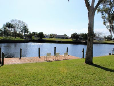 Photo for Beautiful Waterfront Home With Dock In North Port