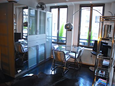 Photo for Paris 03 Le Marais: apartment/ flat - 1 room - 2/3 persons
