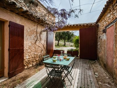 Photo for Vacation home Le Puits Du Geai in Saint Saturnin d'Apt - 4 persons, 2 bedrooms