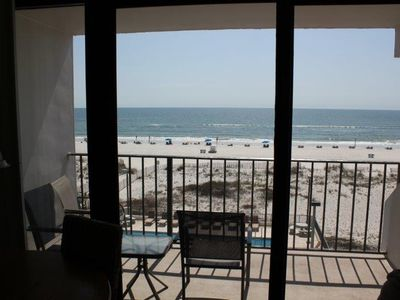 Photo for Island Winds East 308 - Upgraded Beachfront Beauty in the Heart of it All