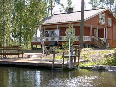 Photo for Vacation home Pernoo 2 in Kotka - 8 persons, 3 bedrooms