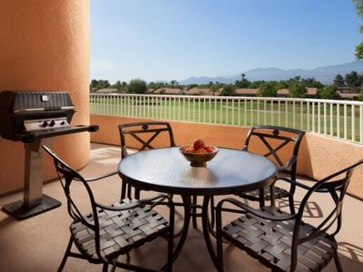 Photo for 1 BR villa, with two 18 hole championship golf courses, 7 lighted tennis courts