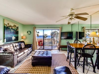 Photo for 2nd Floor Condo At The Summit - 1 BR/1 BA With Bunk Area. Incredible Gulf Vie