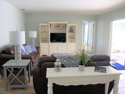 Photo for 3 miles to beach! 3/2 pool newly remodeled!