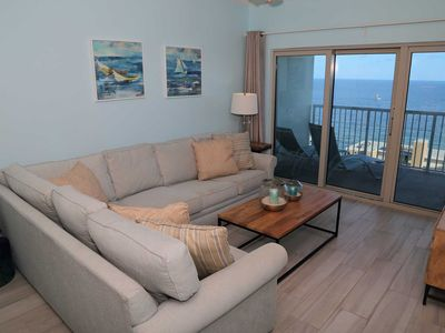 Photo for HOT DEAL Crystal Tower 1602 ~ SMART TVs / AMAZING Gulf Views ~ FREE Wifi ~ Lazy River ~ Indoor Pool