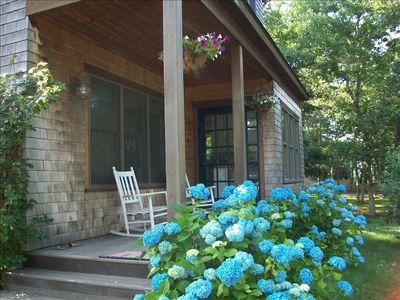 Photo for 1.5 Miles to Town and Beach!  2BR/2BA  Sleeps 4.  Oak Bluffs