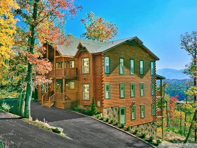 Photo for A View for All Seasons - 12 Bedrooms!