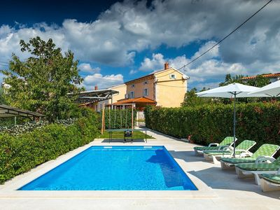 Photo for Charming villa with private pool near Rovinj