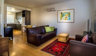 Photo for Mt Lawley Superb 2 BR apartment Minutes to CBD, shops and cafes,pool and gym